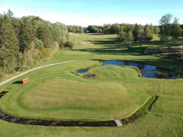 Norrby Golf Hem banöversikt