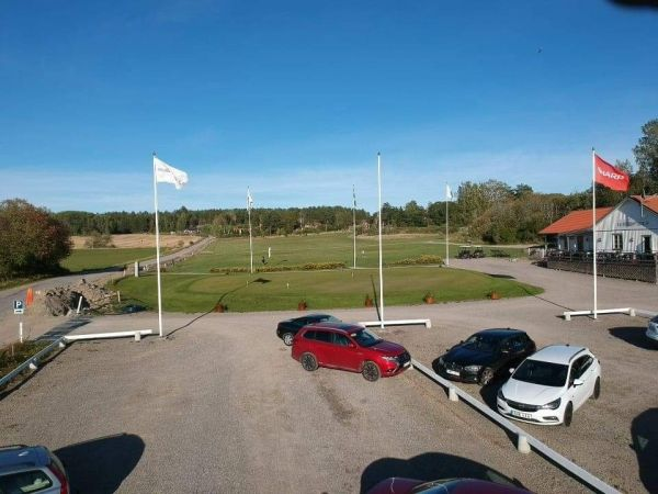 Norrby Golf Hem parkering