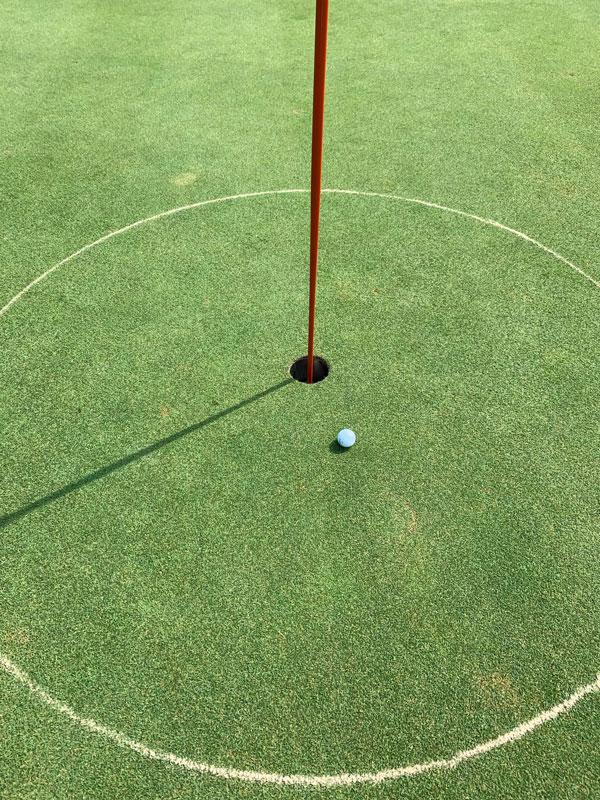 Golfläger