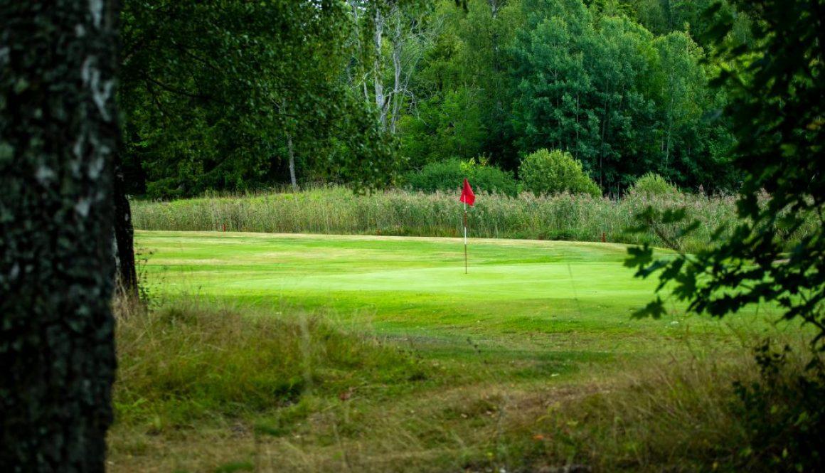 Golftävlingar för 2021 på Norrby Golf