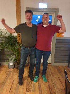 Göran Johansson & Harry Koskinen
